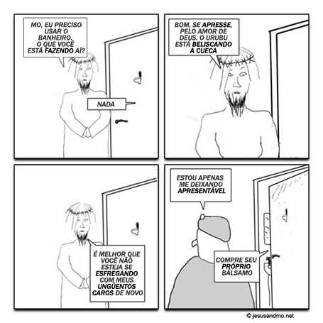 Jesus and Mo 28 -Traduzida