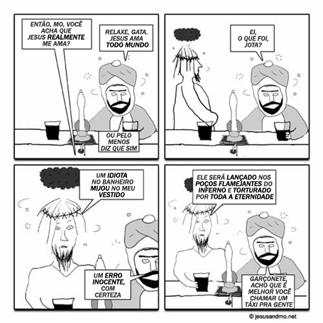 Jesus and Mo 46 - Traduzida