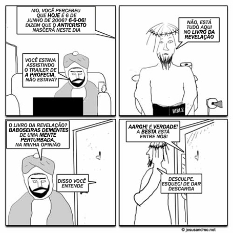 Jesus and Mo 60 - Traduzida