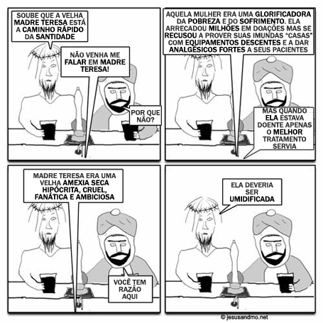 Jesus and Mo 72- Traduzida